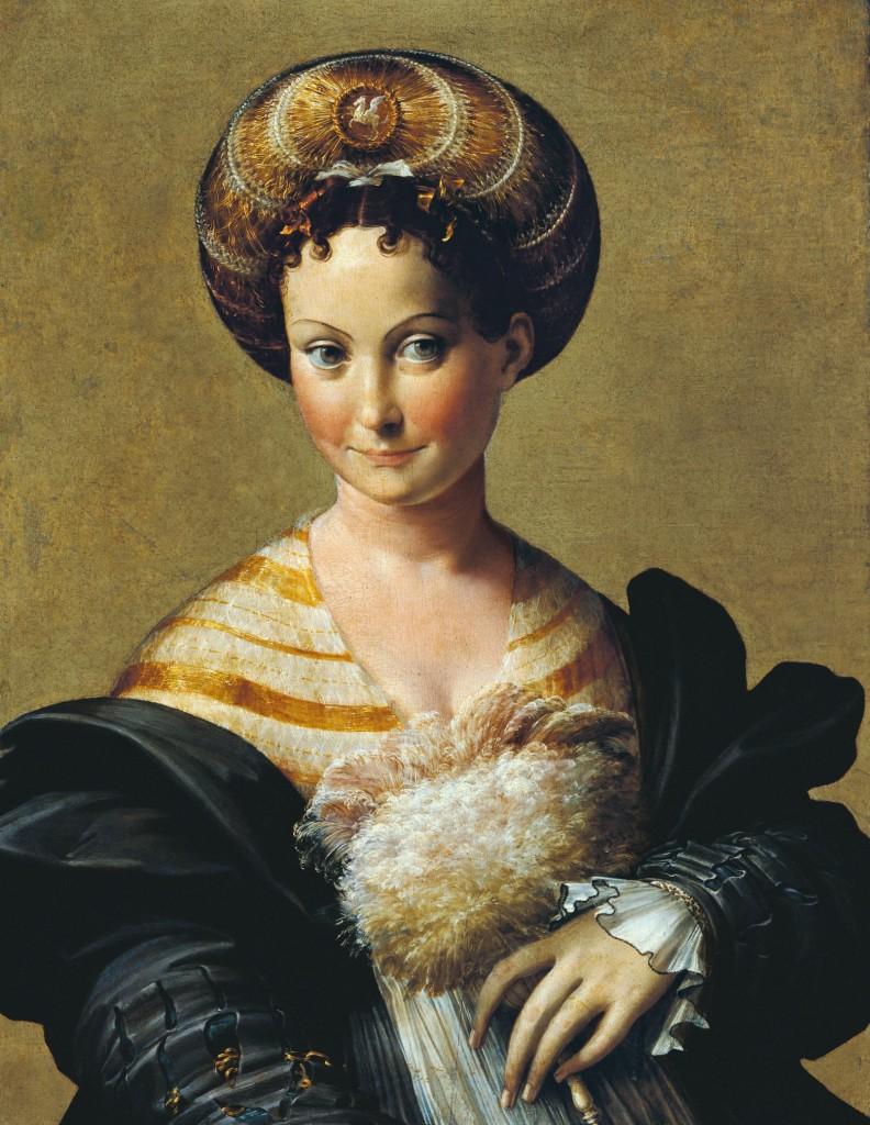 FWT Parma National Gallery-Schiava turca, Parmigianino ph_Furoncoli copia