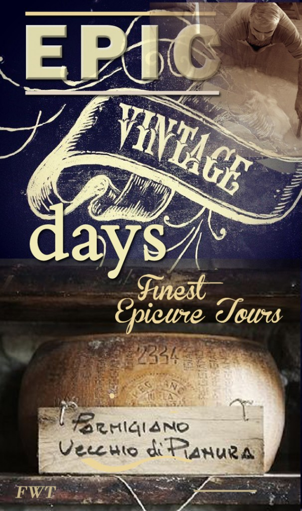 FWT Epic days 2 food tours in Parma Bologna