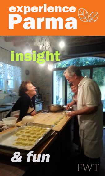 Insight and fun FWT Parma Tours