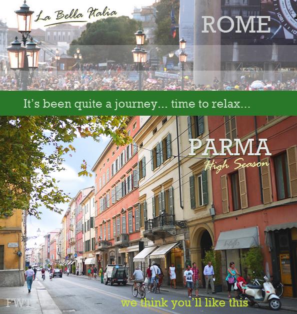 Calmer in Parma FWT 2