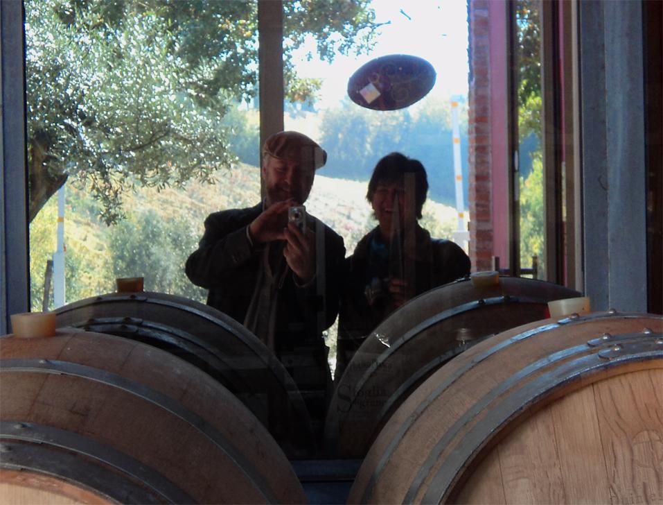 Vineyard days FWT Food tours n Parma 72