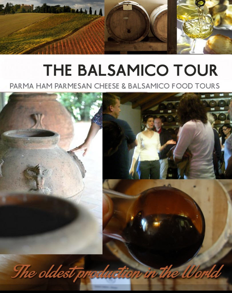 FOOD TOUR IN PARMA FWT Balsamico World