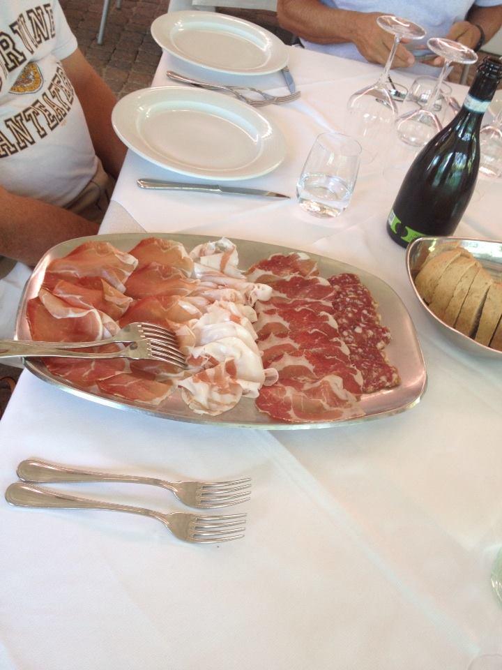 Parma ham 2